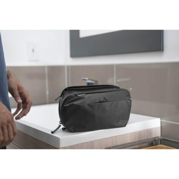 Peak Design BWP BK 1 Travel Wash Pouch for Travel Bag Black 8