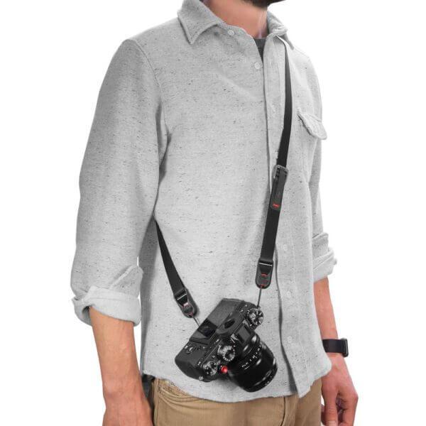 Peak Design D L BL 3 Leash V.2 Camera Strap Black 6