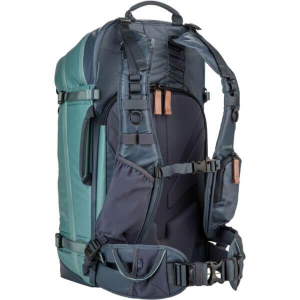 Shimoda Explore 40 Backpack Starter Kit Sea Pine 11