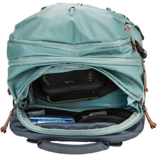 Shimoda Explore 40 Backpack Starter Kit Sea Pine 14