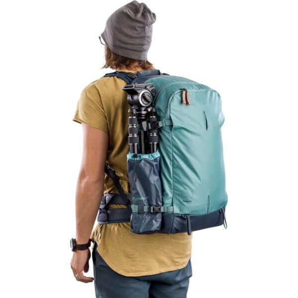 Shimoda Explore 40 Backpack Starter Kit Sea Pine 19