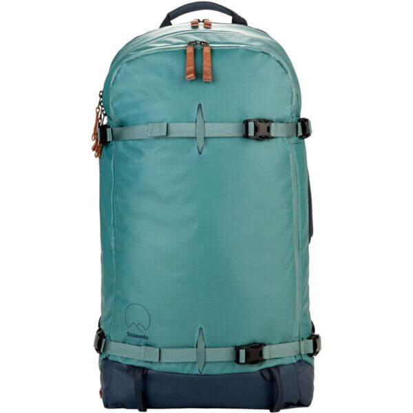 Shimoda Explore 40 Backpack Starter Kit Sea Pine 2