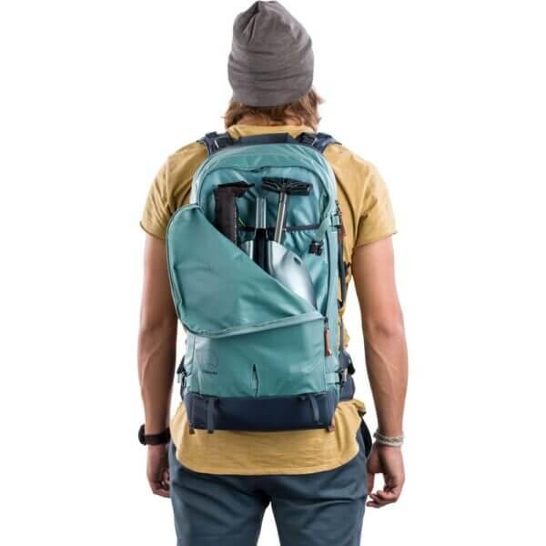 Shimoda Explore 40 Backpack Starter Kit Sea Pine 20