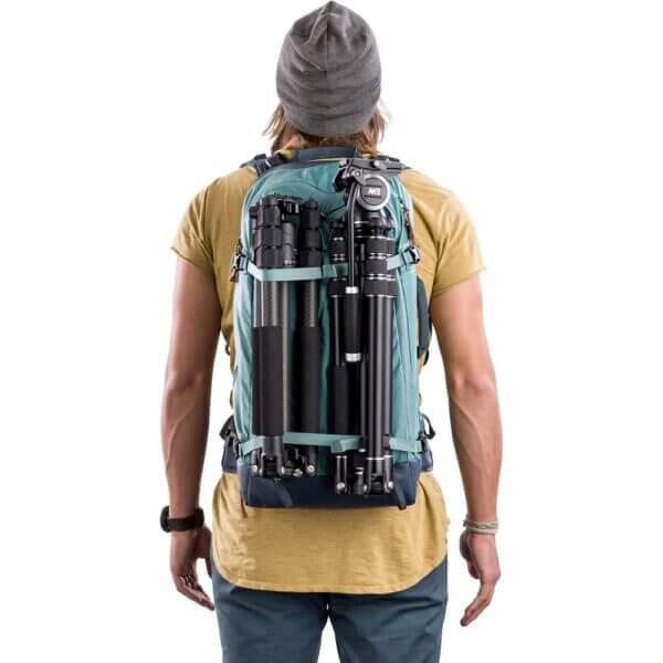 Shimoda Explore 40 Backpack Starter Kit Sea Pine 24