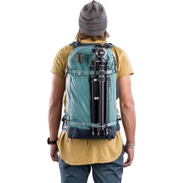 Shimoda Explore 40 Backpack Starter Kit Sea Pine 25