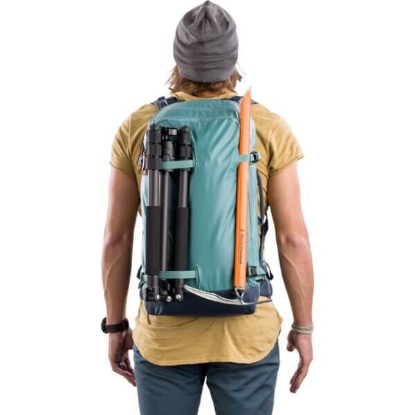 Shimoda Explore 40 Backpack Starter Kit Sea Pine 26
