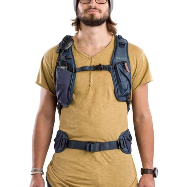 Shimoda Explore 40 Backpack Starter Kit Sea Pine 27