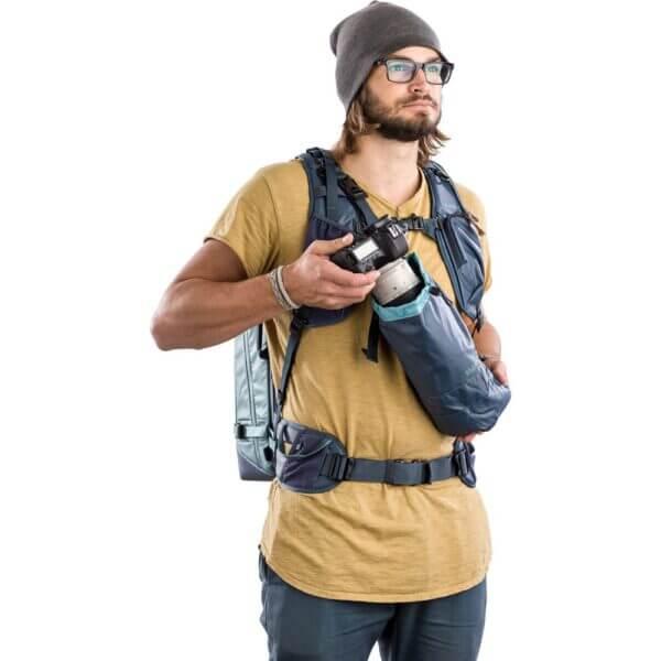 Shimoda Explore 40 Backpack Starter Kit Sea Pine 30