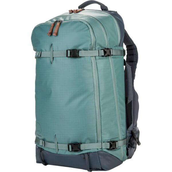 Shimoda Explore 40 Backpack Starter Kit Sea Pine 4