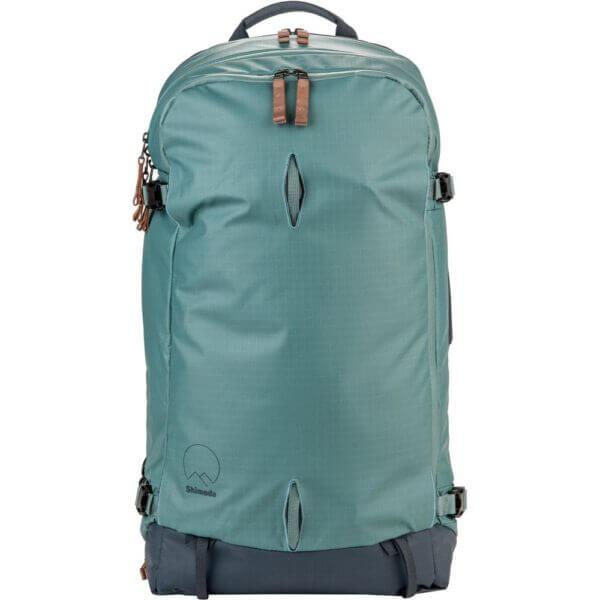 Shimoda Explore 40 Backpack Starter Kit Sea Pine 5