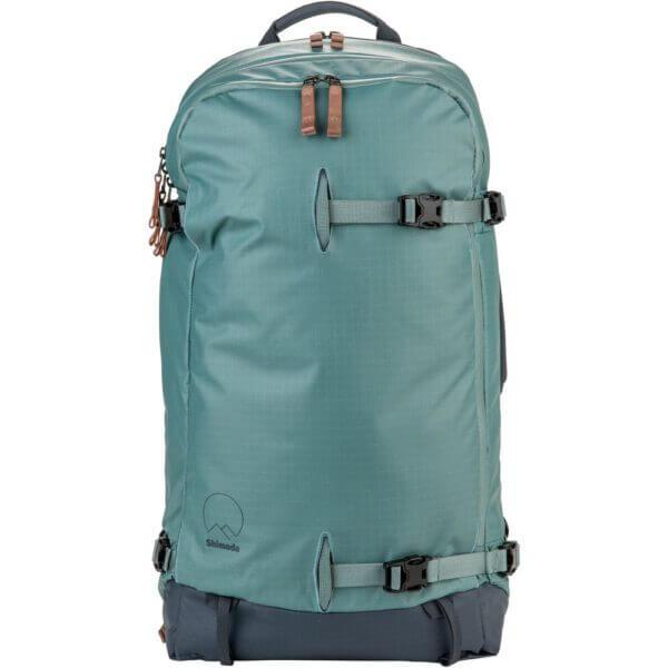 Shimoda Explore 40 Backpack Starter Kit Sea Pine 6