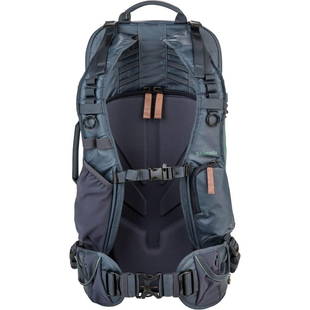Shimoda Explore 40 Backpack Starter Kit Sea Pine 9
