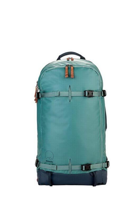 Shimoda SH 520 002 Explore 40 Backpack Sea Pine 1
