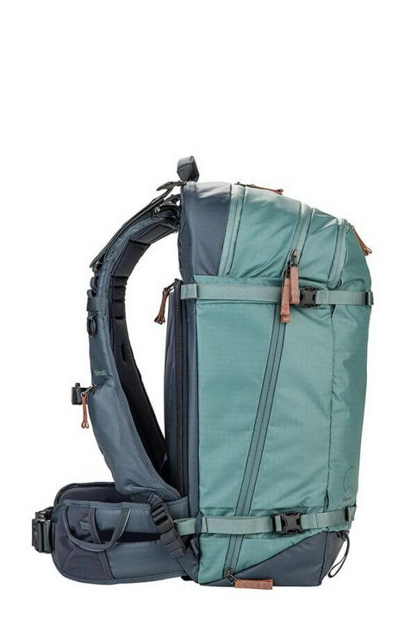 Shimoda SH 520 002 Explore 40 Backpack Sea Pine 3