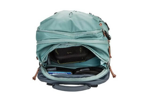 Shimoda SH 520 002 Explore 40 Backpack Sea Pine 4