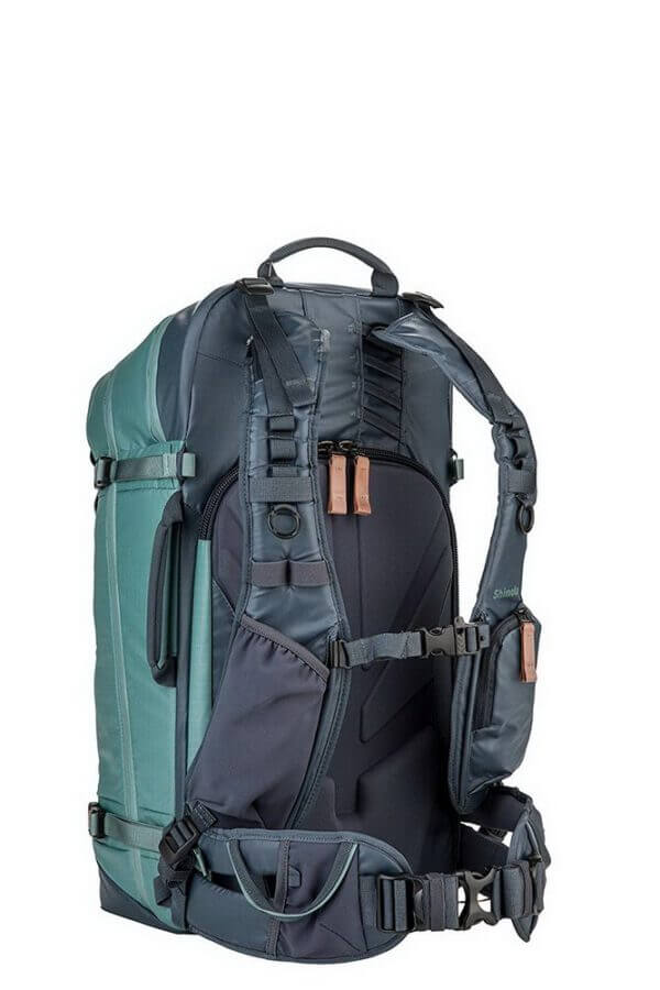 Shimoda SH 520 002 Explore 40 Backpack Sea Pine 5