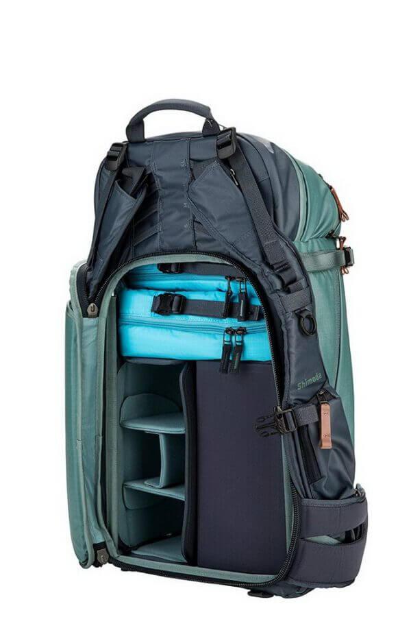 Shimoda SH 520 002 Explore 40 Backpack Sea Pine 7