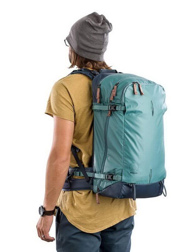 Shimoda SH 520 002 Explore 40 Backpack Sea Pine 8