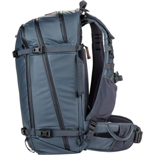 Shimoda SH 520 003 Explore 40 Backpack Starter Kit Blue Nigh 4
