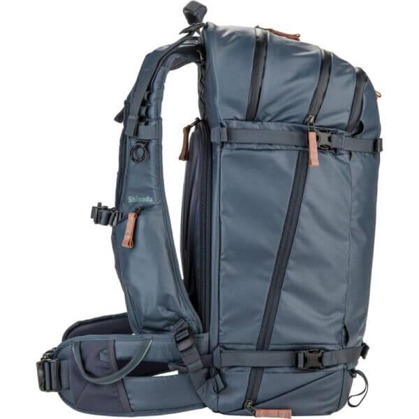 Shimoda SH 520 003 Explore 40 Backpack Starter Kit Blue Nigh 5