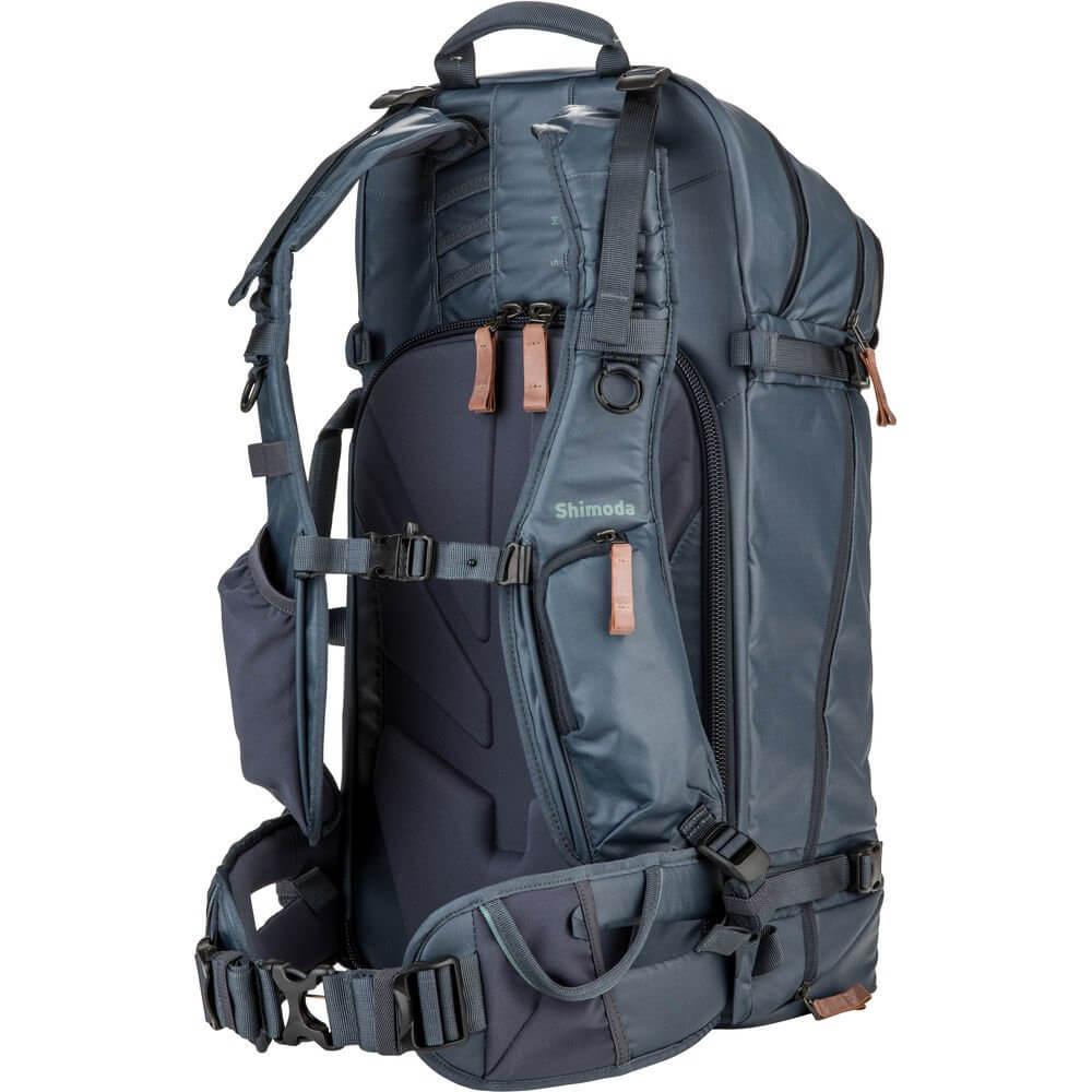 Shimoda SH 520 003 Explore 40 Backpack Starter Kit Blue Nigh 8
