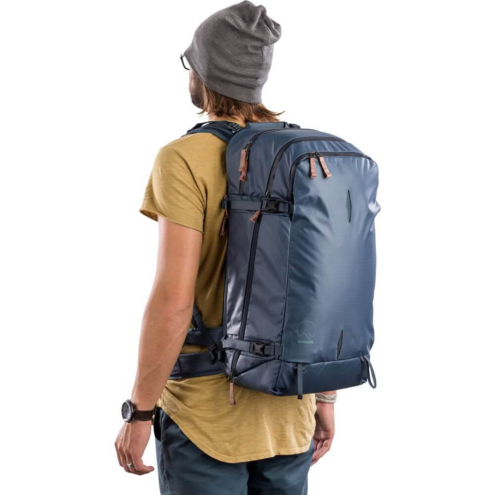 Shimoda SH 520 003 Explore 40 Backpack Starter Kit Blue Night 12