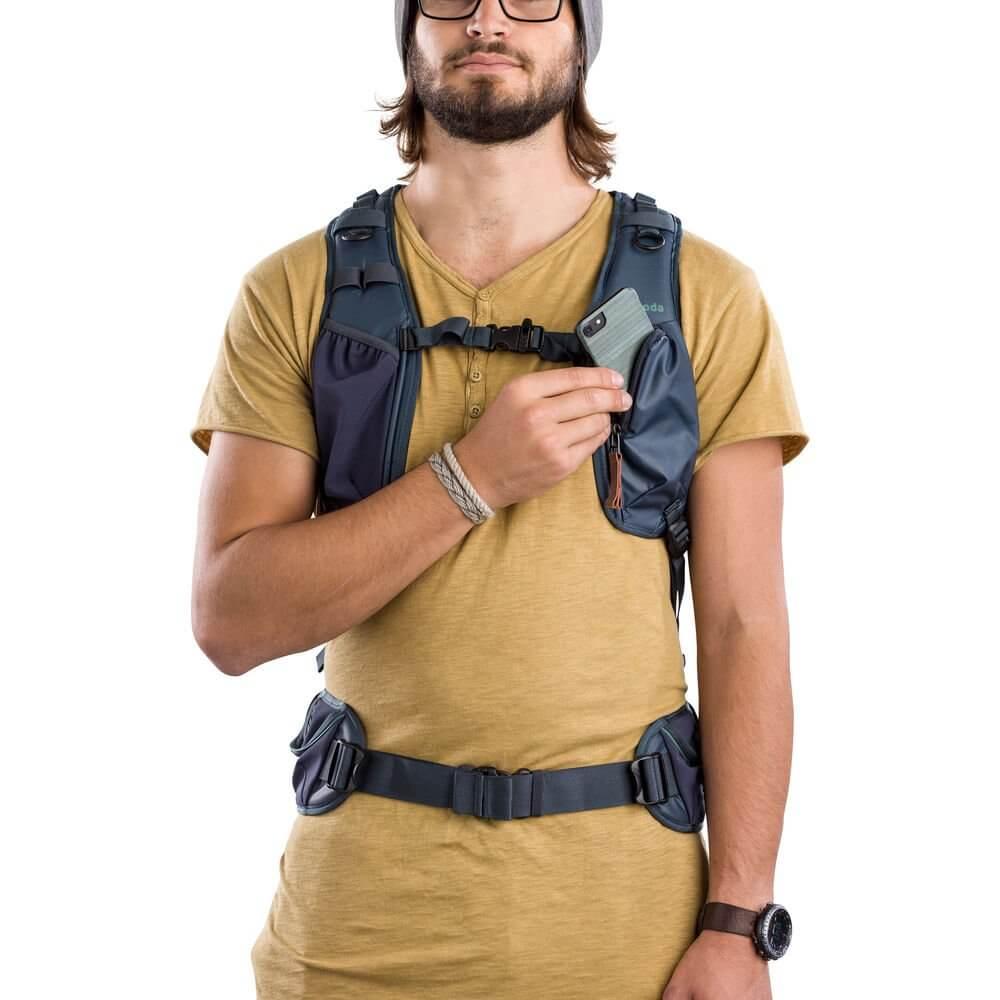 Shimoda SH 520 003 Explore 40 Backpack Starter Kit Blue Night 13