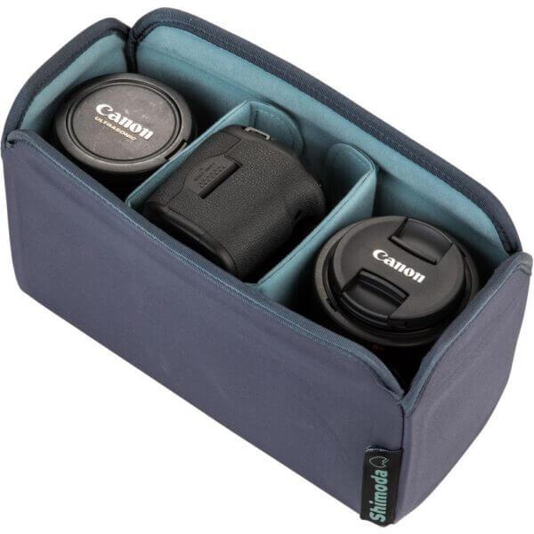 Shimoda SH 520 003 Explore 40 Backpack Starter Kit Blue Night 17