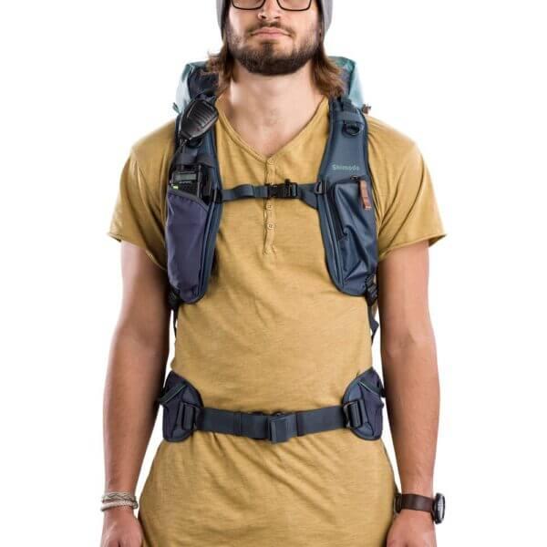 Shimoda SH 520 011 Explore 60 Backpack Blue Nights 16