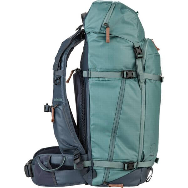 Shimoda SH 520 012 Explore 60 Backpack Sea Pine 12