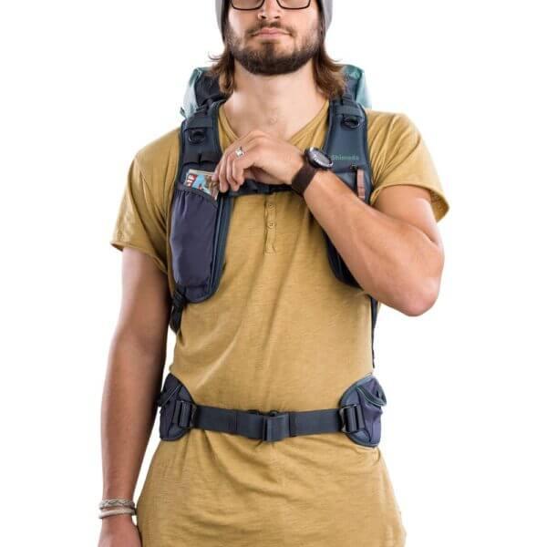 Shimoda SH 520 013 Explore 60 Backpack Starter Kit Night Blue 17