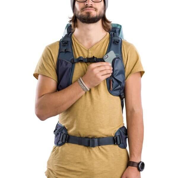 Shimoda SH 520 013 Explore 60 Backpack Starter Kit Night Blue 19