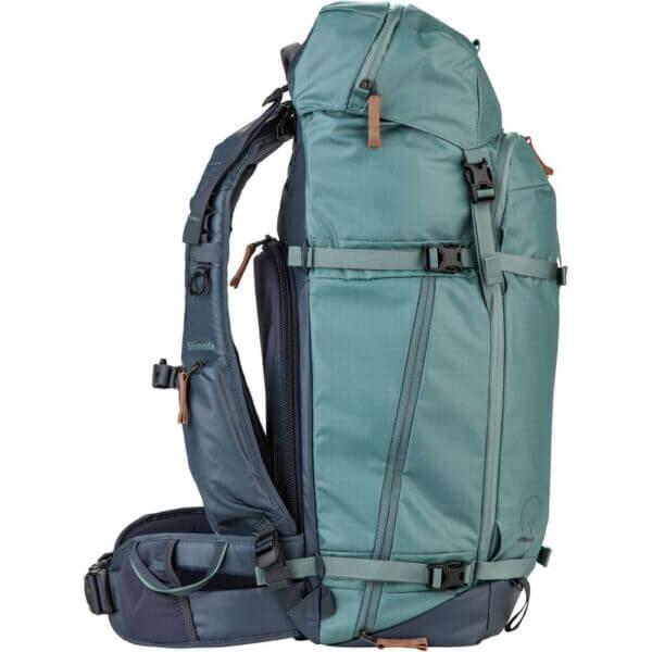 Shimoda SH 520 014 Explore 60 Backpack Starter Kit Sea Pine 10