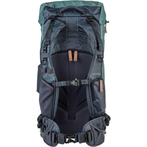 Shimoda SH 520 014 Explore 60 Backpack Starter Kit Sea Pine 11