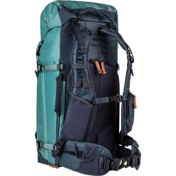 Shimoda SH 520 014 Explore 60 Backpack Starter Kit Sea Pine 12