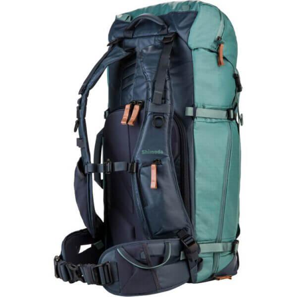 Shimoda SH 520 014 Explore 60 Backpack Starter Kit Sea Pine 14