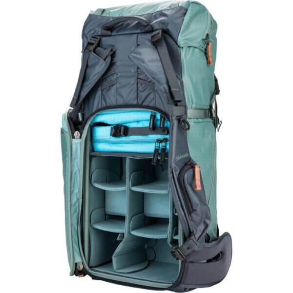 Shimoda SH 520 014 Explore 60 Backpack Starter Kit Sea Pine 15