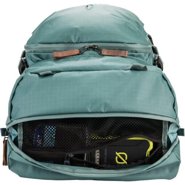 Shimoda SH 520 014 Explore 60 Backpack Starter Kit Sea Pine 19