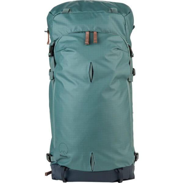 Shimoda SH 520 014 Explore 60 Backpack Starter Kit Sea Pine 2
