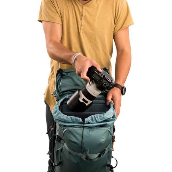 Shimoda SH 520 014 Explore 60 Backpack Starter Kit Sea Pine 25