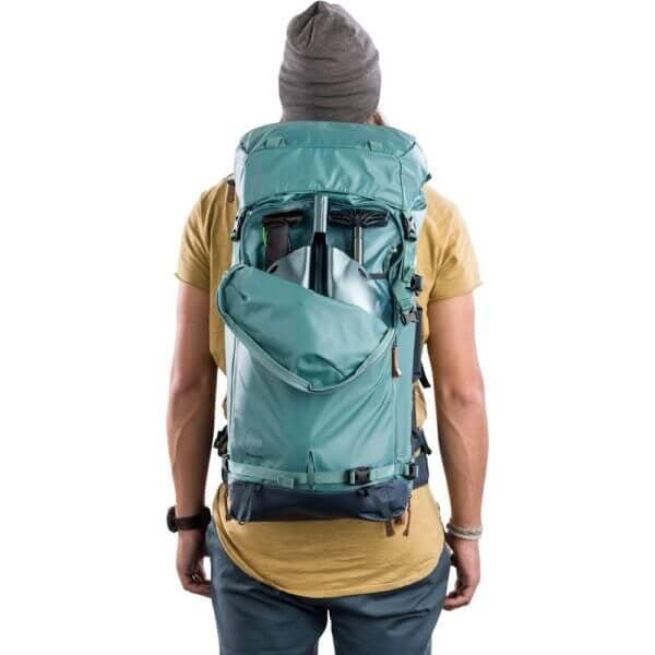 Shimoda SH 520 014 Explore 60 Backpack Starter Kit Sea Pine 26