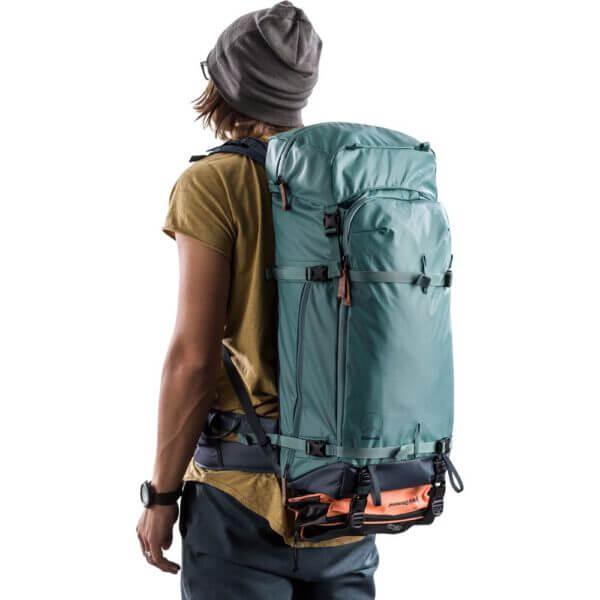 Shimoda SH 520 014 Explore 60 Backpack Starter Kit Sea Pine 27