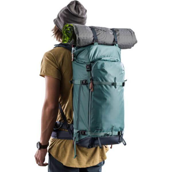 Shimoda SH 520 014 Explore 60 Backpack Starter Kit Sea Pine 28