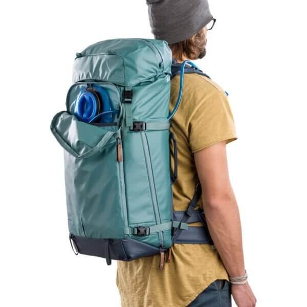 Shimoda SH 520 014 Explore 60 Backpack Starter Kit Sea Pine 29