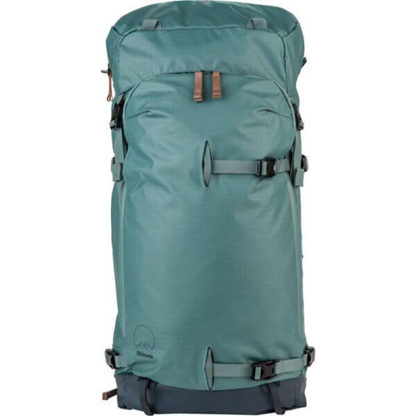 Shimoda SH 520 014 Explore 60 Backpack Starter Kit Sea Pine 3