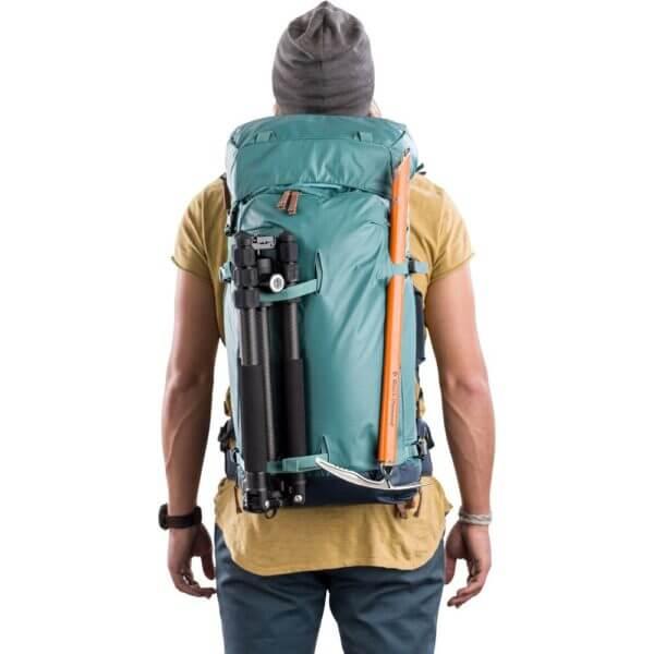 Shimoda SH 520 014 Explore 60 Backpack Starter Kit Sea Pine 35
