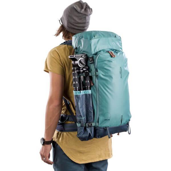 Shimoda SH 520 014 Explore 60 Backpack Starter Kit Sea Pine 36