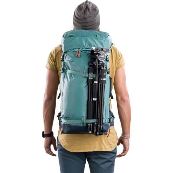 Shimoda SH 520 014 Explore 60 Backpack Starter Kit Sea Pine 37