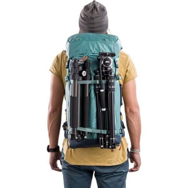 Shimoda SH 520 014 Explore 60 Backpack Starter Kit Sea Pine 39