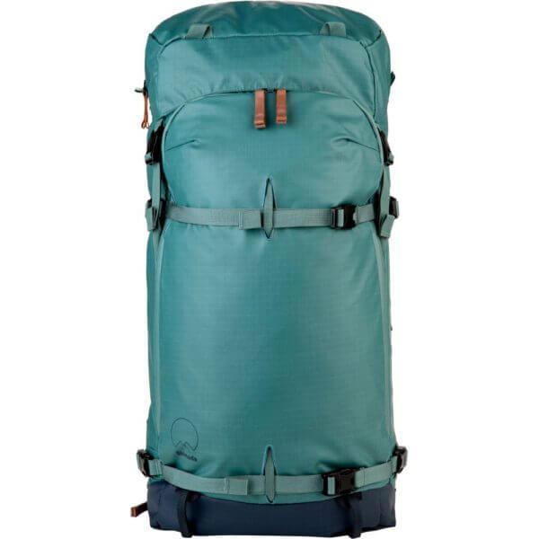 Shimoda SH 520 014 Explore 60 Backpack Starter Kit Sea Pine 4